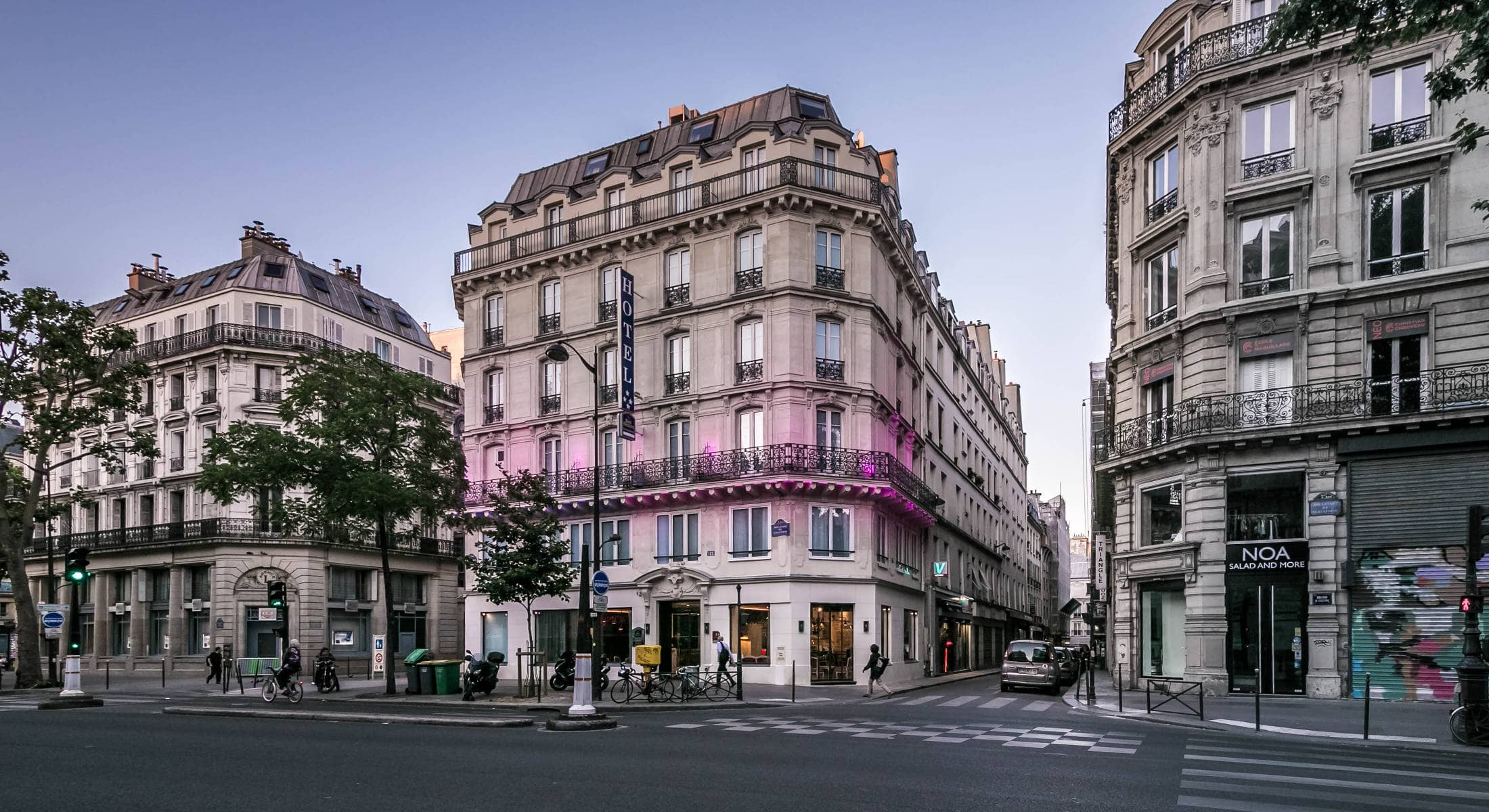L 39 h tel best western marais grands boulevards - Quartier des antiquaires paris ...