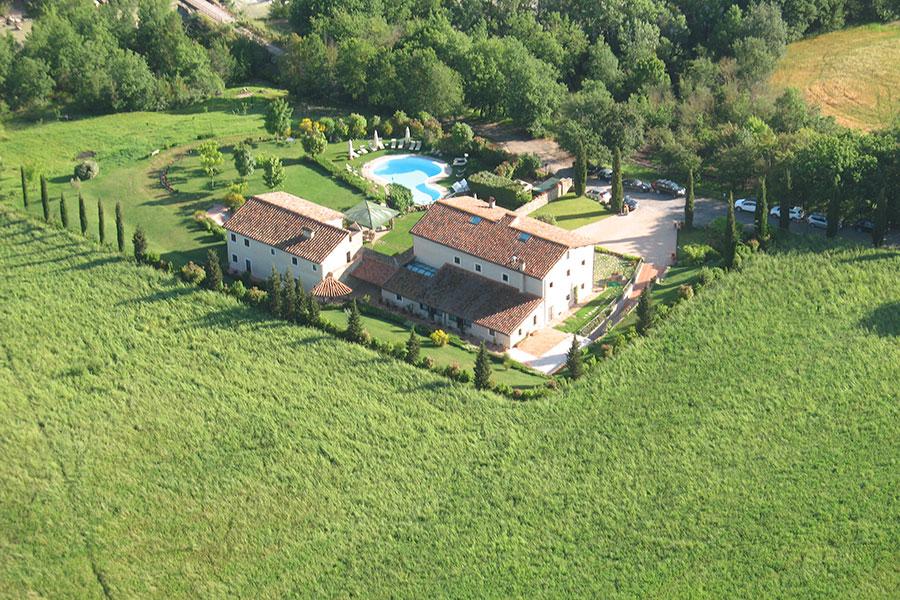Hotel Bagno Vignoni Booking