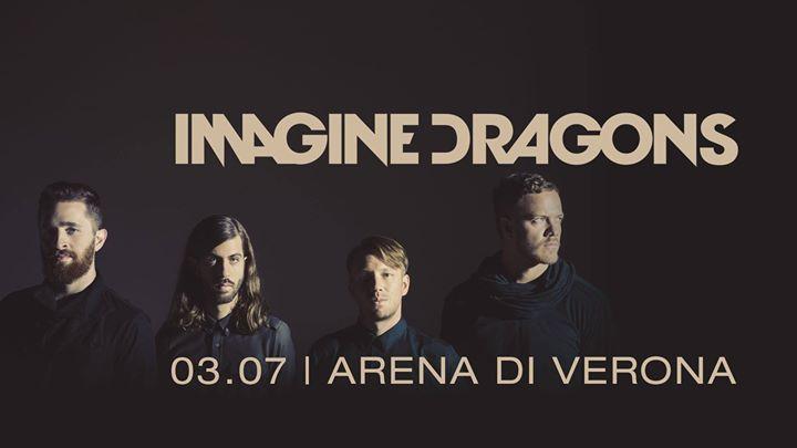 imagine dragon luglio 17