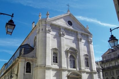 São nicolau church