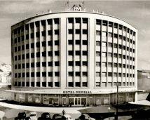 O Hotel Mundial foi inaugurado